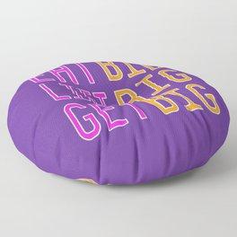 Big x 3 (#12) Floor Pillow