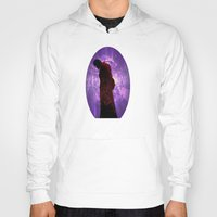 starlord Hoodies featuring Lord Of A Galaxy by Rachcox