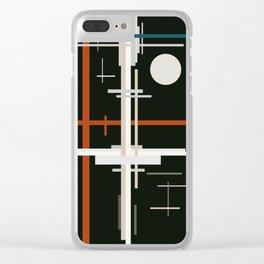 SENTINEL Clear iPhone Case
