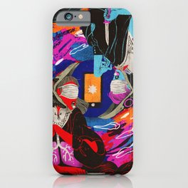 Pandemic Time iPhone Case