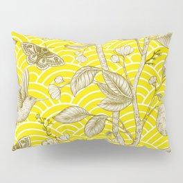 Lemons Pattern (yellow) Pillow Sham