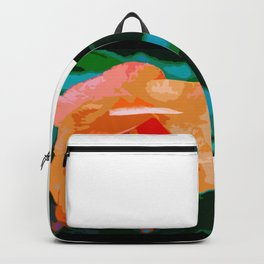 Flower Shades Backpack