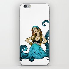 Water Dancer iPhone & iPod Skin