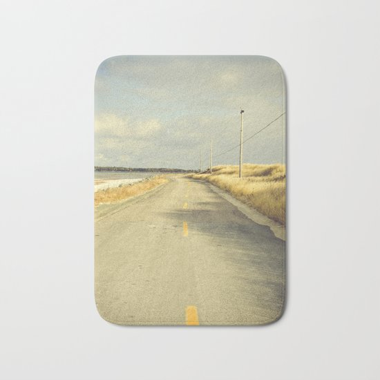 The Road to the Sea Bath Mat