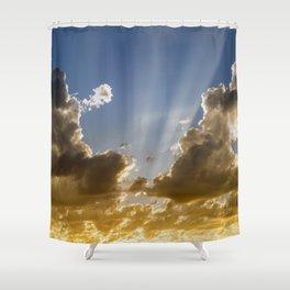 Beautiful Clouds / 1 Shower Curtain