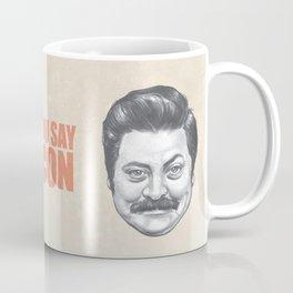 Did you say Bacon? Coffee Mug