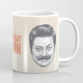Did you say Bacon? Coffee Mug