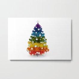 Christmas tree #society6 #decor #buyart Metal Print