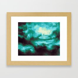 Memory Framed Art Print
