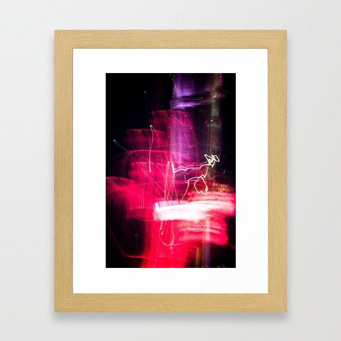 CN Tower I Framed Art Print