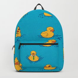Distressed Duckies Backpack