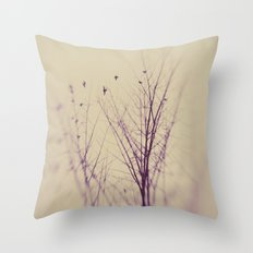 The Purity Of Spring Throw Pillow