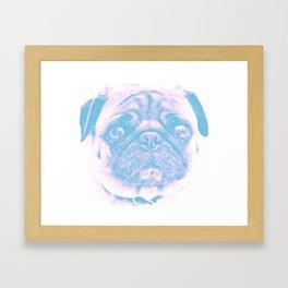 Mr. Gus Framed Art Print