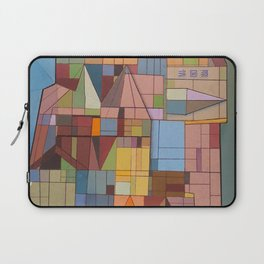 Postals from Babel Laptop Sleeve