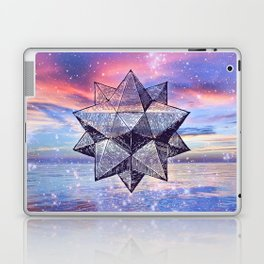 Sacred Geometry Universe 8 Laptop & iPad Skin