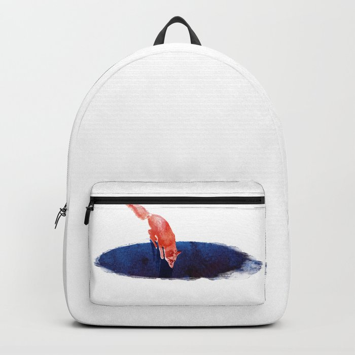 Jump into nowhere Backpack