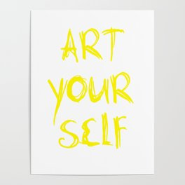 Art Your Self Poster
