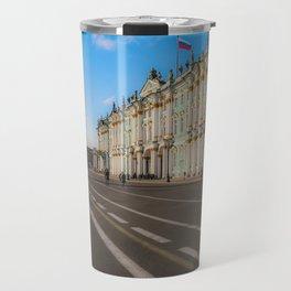 The Winter Palace Travel Mug