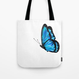 butterlfy life is strange Tote Bag