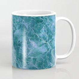 Frozen Leaves 17 Coffee Mug