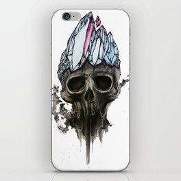 Death of the Crystal King iPhone Skin