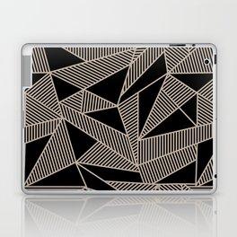 Geometric Abstract Origami Inspired Pattern Laptop & iPad Skin