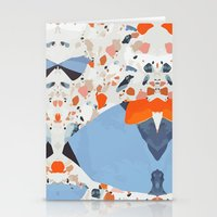 swedish Stationery Cards featuring Swedish Lava by Pearlyn Chiam