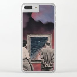 Blick ins Innere Clear iPhone Case