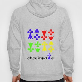 Checkmate Hoody