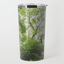 Up in the Trees Above Travel Mug