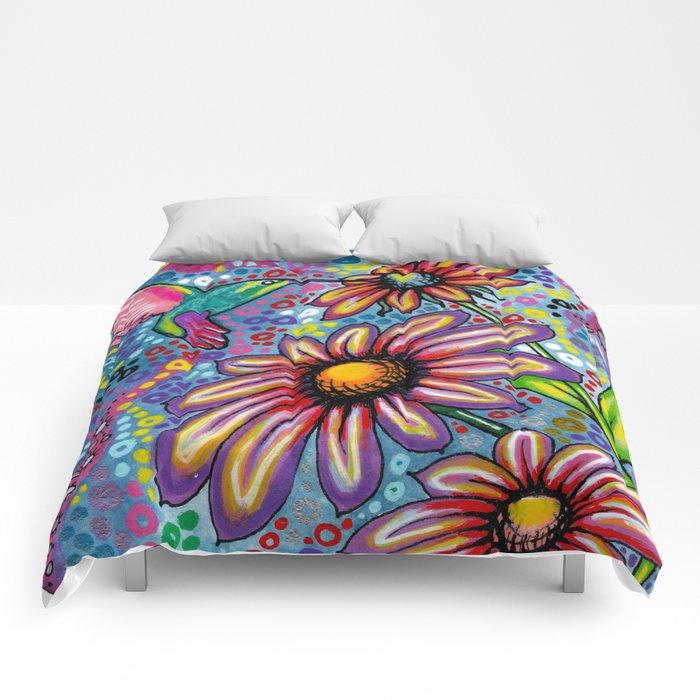 """""""Summertime"""" Comforters"""