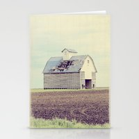 american beauty Stationery Cards featuring American Beauty Vol 15 by Farmhouse Chic