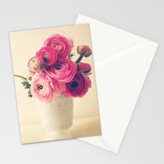 Cottage Flowers Stationery Cards