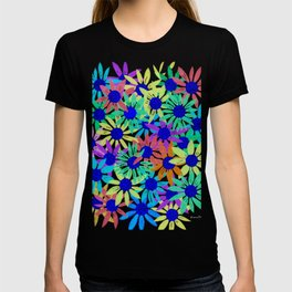 Nature's Fireworks Flowers T-shirt