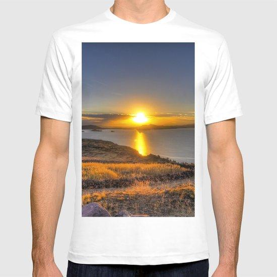 A Titicaca Sunset T-shirt