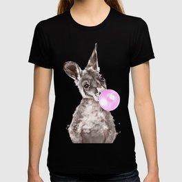 Bubble Gum Baby Kangaroo T-shirt