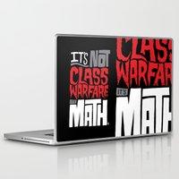 math Laptop & iPad Skins featuring It's Math by Chris Piascik