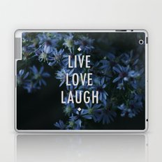 Live Laptop & iPad Skin