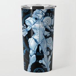 Project M - Blue Print Edition Travel Mug