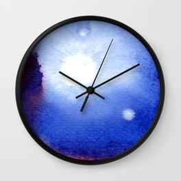 window I Wall Clock