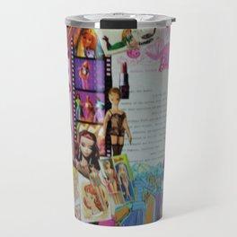 A Piece of Barbie Travel Mug