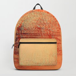 Almond Trees Backpack