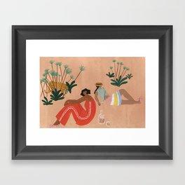 Vivetta Resort 18 Framed Art Print