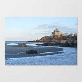 Good Harbor Beach Gloucester MA Canvas Print