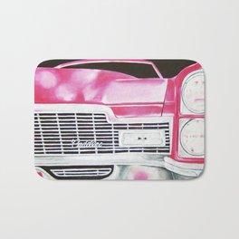Pink Cadillac - Cotton Candy  Bath Mat