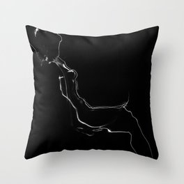 Nude/Akt Throw Pillow