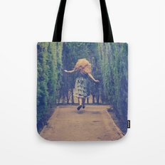 Alice world 1 Tote Bag