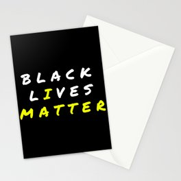 BLM // I MATTER Stationery Cards
