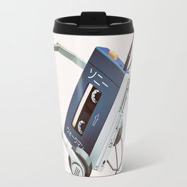 Lo-Fi goes 3D - Walkman Travel Mug