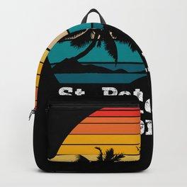 St. Pete Beach FLORIDA Backpack